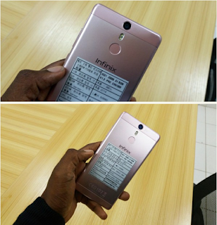 Leaked Infinix Hot S X521: What to Expect, Spec & Price