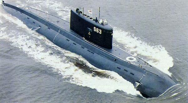 Kilo Class Project 636