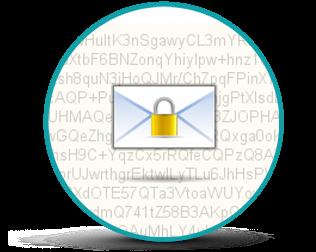 Bagaimana untuk mengirim dan menerima email dengan aman?