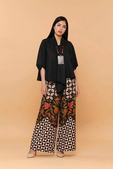 50+ Model Baju Batik Terbaru 2018: Modern & Elegan