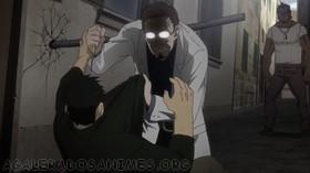 Gangsta. 02 assistir online legendado