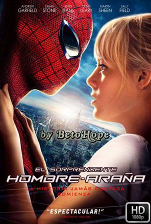 El Sorprendente Hombre Araña [2012] HD 1080P Latino [Google Drive] GloboTV
