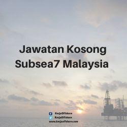 Jawatan Kosong Subsea7 Malaysia Sdn Bhd