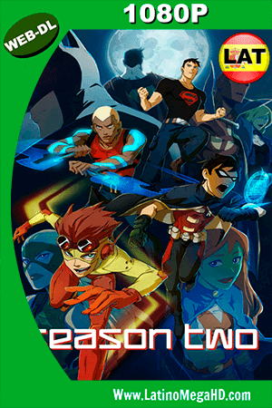 Young Justice (2010) Temporada 2 Latino HD WEB-DL 1080P ()