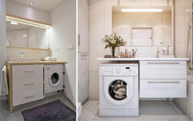 Marzua lavadora dentro del ba o for Instalar lavadora en bano
