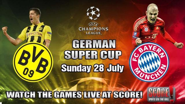 Prediksi Skor Borussia Dortmund vs Bayern Munchen Super ...
