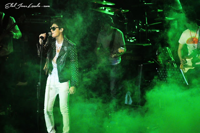 Lee Min Ho in Manila My Everything World Tour