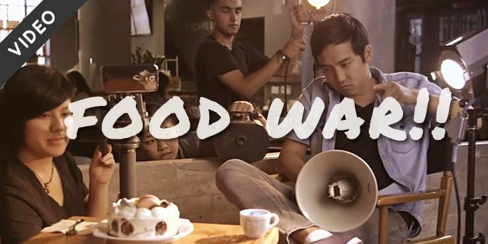 FOOD WAR BY WONG FU PRODUCTION