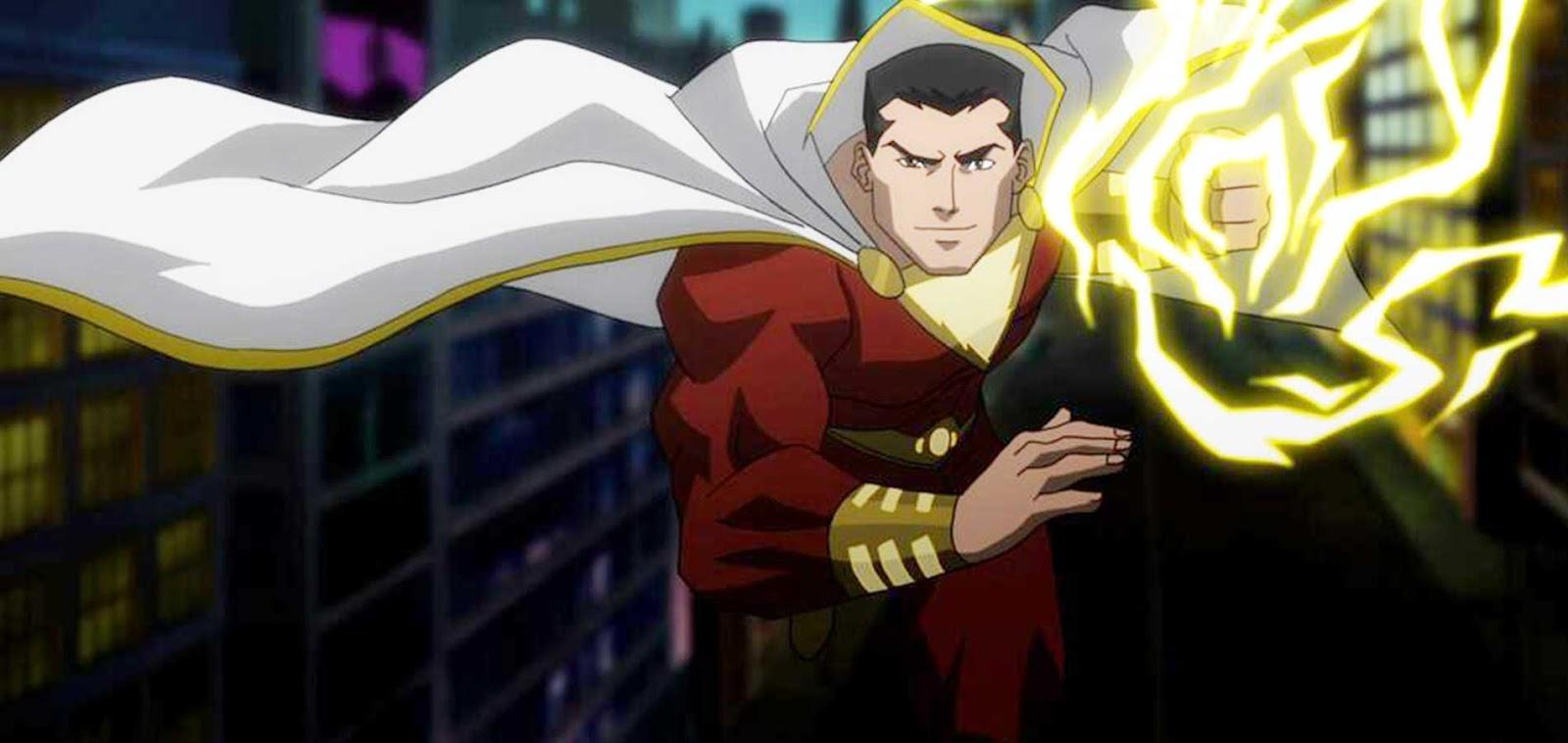 Shazam: Warner Bros. Reveals The Movie Release Date.