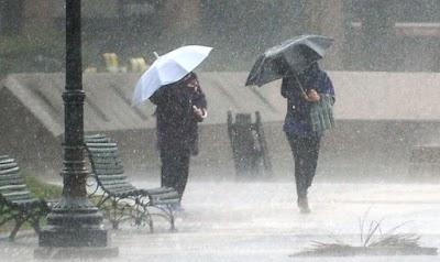 Alerta amarilla para Salto por persistencia de tormentas y lluvias