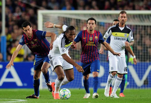 003c5c4f1cfb8 Barcelona 2-2 Chelsea - classificação para a final.