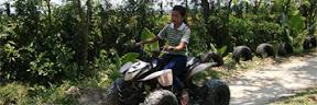 Agrowisata Tirto Arum Baru di Kendal
