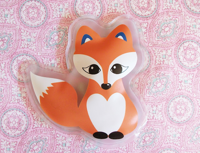 Little hauls, hauls, Naples stores, Kikke by Kasanova, kawaii, handwarmer, fox,accessories