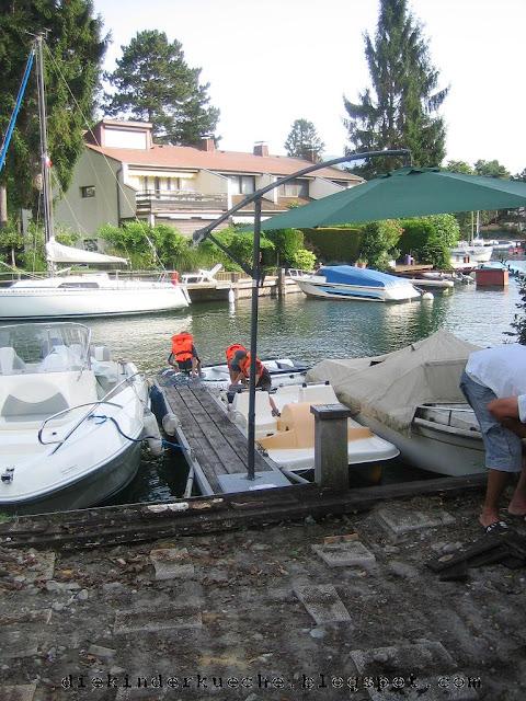 Frankreich – Familien-Urlaubsbericht über Port Ripaille