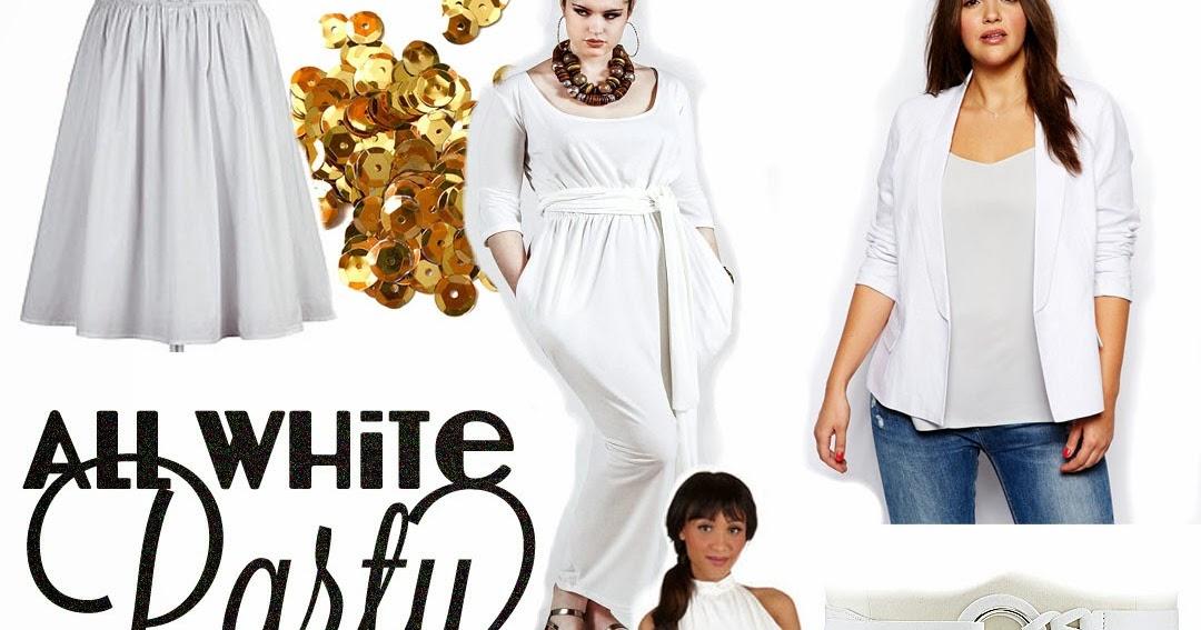 All White Party Picks - Garnerstyle