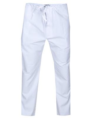 payjama white
