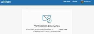 Verifikasikan Email