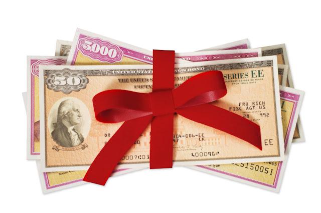 dinero regalado