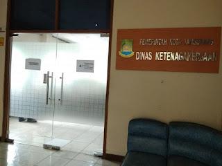 Disnaker Kota Tangerang Berikan Sosialisasi Kebijakan Pemerintah Soal TKI, PJTKI RESMI