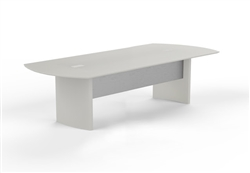 White Conference Table at OfficeAnything.com