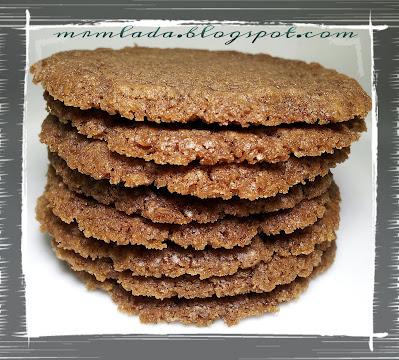 galletas de nutella crujientes