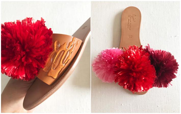 Diy para crear el bolso y las sandalias perfectas para el verano