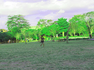 Wisata Taman Kota Lumintang