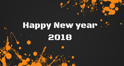 Happy New Year 2018 Messages wishes image