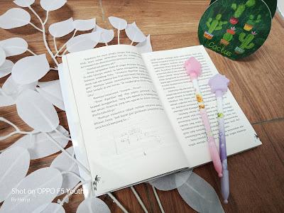 Review Novel A Love Song From Bunaken