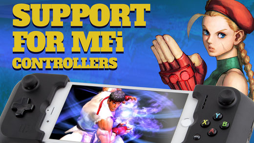 Street Fighter IV: Champion Edition v1 00 00 - BETA - APK