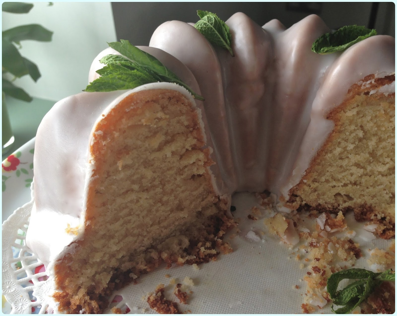 Elderflower Cake Recipe