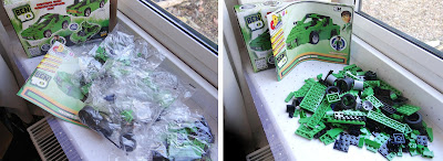 12 days of Christmas, Christmas gifts 2012, Ben 10 car