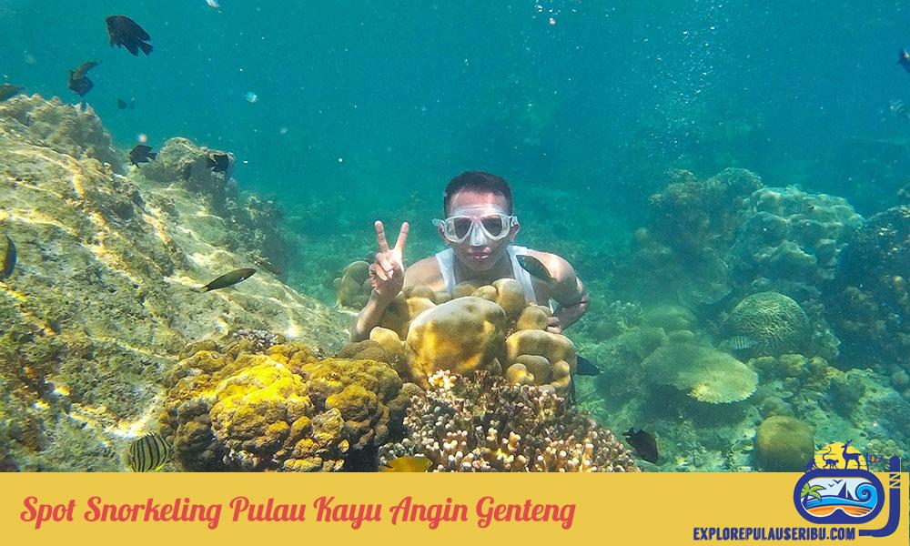 Wisata Pulau Harapan 2 hari 1 malam