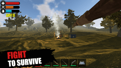 open world zombie survival games android