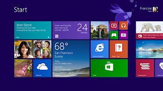 شرح بالصور تنصيب وندوز Windows 8.1 علي الجهاز