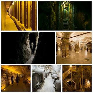 terowongan dibawah masjid al-aqsa