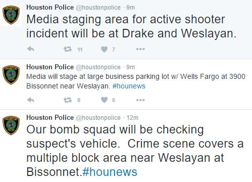 mass shooting houston texas today