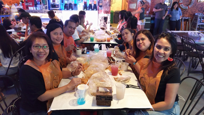 Unlimited Shrimps Fever at BluePosts Boiling Crabs and Shrimps