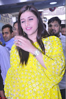 Mannara Chopra Looks Cute in Yellow Salwar Suit ~  Exclusive 23.JPG