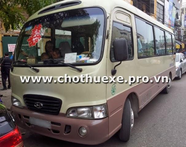 Cho thuê xe đi Hà Tĩnh ( Hà Nội - Hà Tĩnh - Hà Nội )