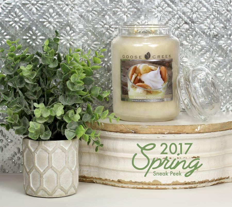 Pachnący dom : Wiosenna Kolekcja Goose Creek