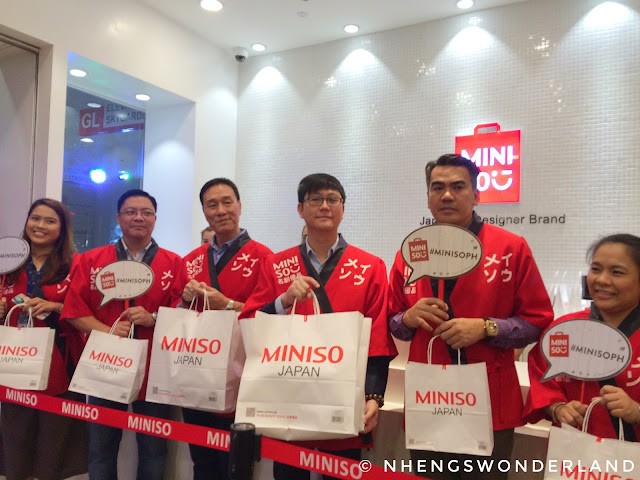 Miniso Is Now Open At SM Cherry Antipolo