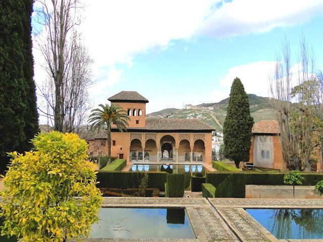 Generalife Palace - La Alhambra