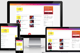 Download Sakarepmu Pro Responsive Blogger Template
