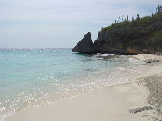 praias curaçao