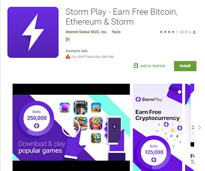 Aplikasi android penghasil bitcoin secara gratis