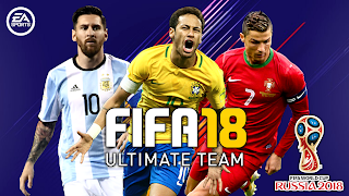 FIFA 18 MOD FTS Android Offline 300 MB World Cup Edition HD Graphics