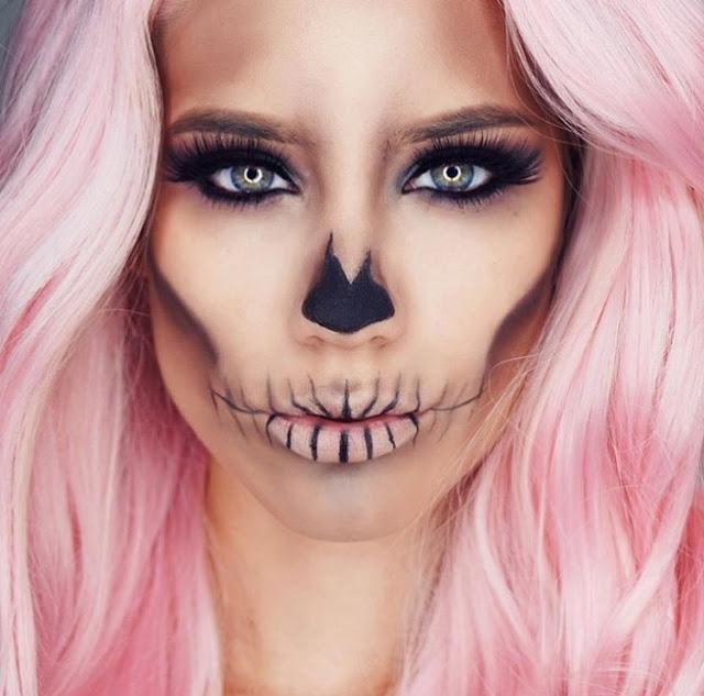 Halloween Make Up: tantissime foto e consigli su brand dei trucchi e accessori