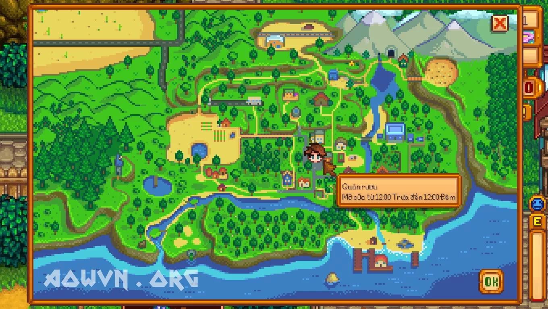 Stardew%2BValley AowVN.org min%2B%25286%2529 - [ HOT ] Stardew Valley Việt Hóa Full | PC - Game Nông Trại Offline tuyệt hay