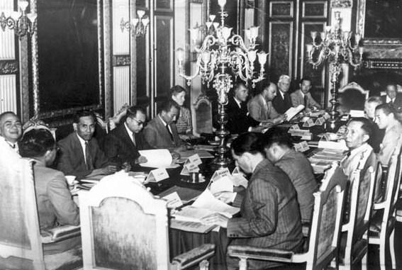 Sejarah Perjuangan Diplomasi Republik Indonesia